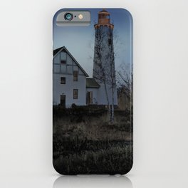 Point Iroquois Infrared iPhone Case