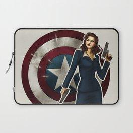 Agent Carter Laptop Sleeve