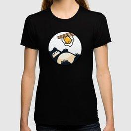 Snorlax Gudetama Lazy Duo (San-x) T-shirt