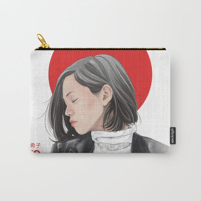 mizuhara pt.3 Carry-All Pouch