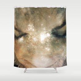Lucid Dream #3 Shower Curtain