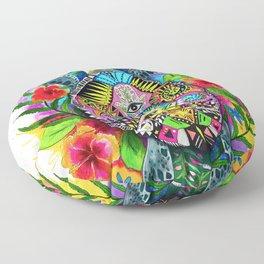 Turtle Hawaii Floor Pillow