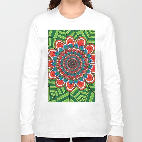 Pattern J Long Sleeve T-shirt