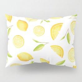 Happy Lemons Pillow Sham