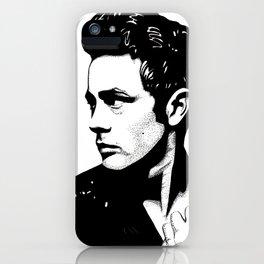 JamesDean iPhone Case