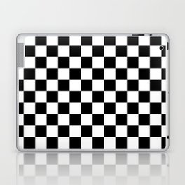 Checkered Flag Laptop & iPad Skin