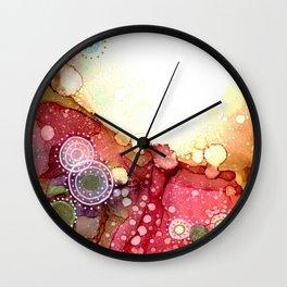 Undersea Jewel Wall Clock