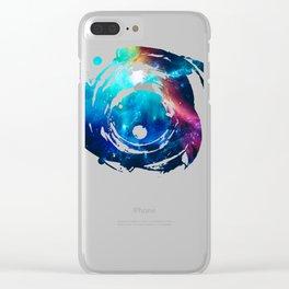 Birth of a Dream Clear iPhone Case