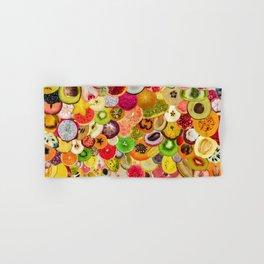 Fruit Madness (All The Fruits) Hand & Bath Towel