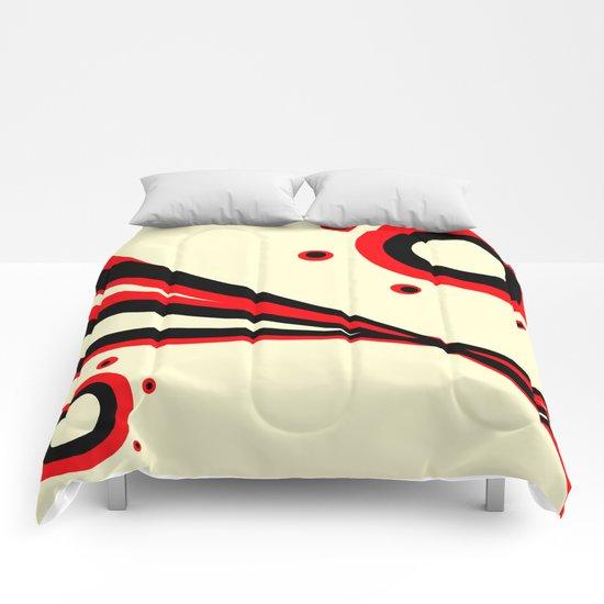 Liquorice Comforters