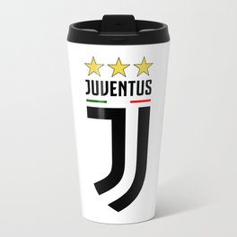 Juventus Logo Travel Mug