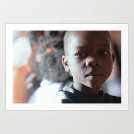 Burkinabe  Art Print