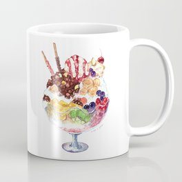 Red Bean Sherbet (Patbingsu) Coffee Mug