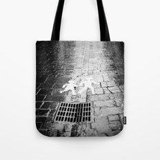 Crosswalk, Brittany, France Tote Bag