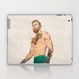 Conor McGregor Laptop & iPad Skin