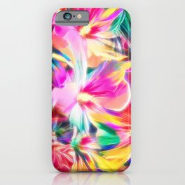 Illustrious Malva iPhone Case