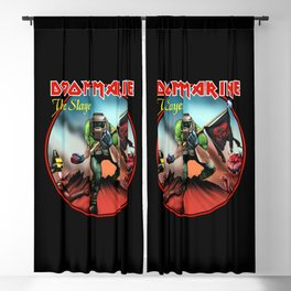 Doom Marine Blackout Curtain