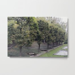 Longwood Gardens Autumn Series 20 Metal Print
