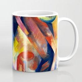 """Franz Marc """"Forest with squirrel"""" Coffee Mug"""