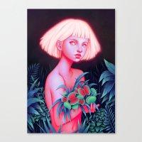 venus Canvas Prints featuring Venus by Joifish