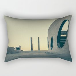 Champalimaud Foundation Rectangular Pillow
