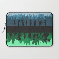 Futurama - Bender's Game Laptop Sleeve