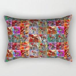 Galos de Barcelos Rectangular Pillow