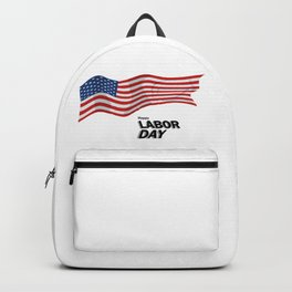 Labor Day Backpack