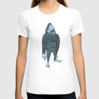 bigfoot T-shirts featuring Bigfoot by Mason W