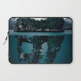Mistry Island Secret Laptop Sleeve
