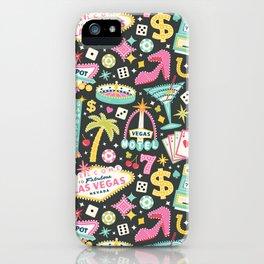 Viva Las Vegas iPhone Case