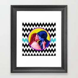 SWEET DREAMS, LOVERBOY Framed Art Print
