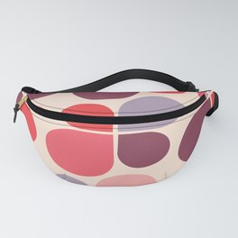 abstract drops Fanny Pack