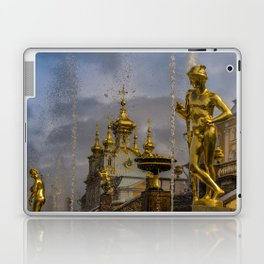 Peterhof palace Laptop & iPad Skin