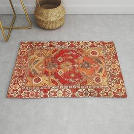 Transylvanian West Anatolian Carpet Print Rug