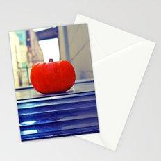 Pumpkin nostalgia Stationery Cards