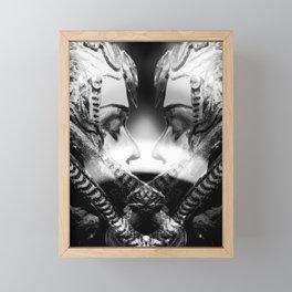 The Cover Framed Mini Art Print