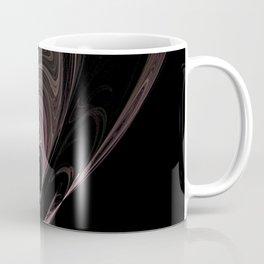 Fractal 16 - Pink Flows Coffee Mug