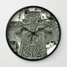 Celtic nation Wall Clock