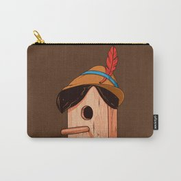 Woodpecker´s house Carry-All Pouch