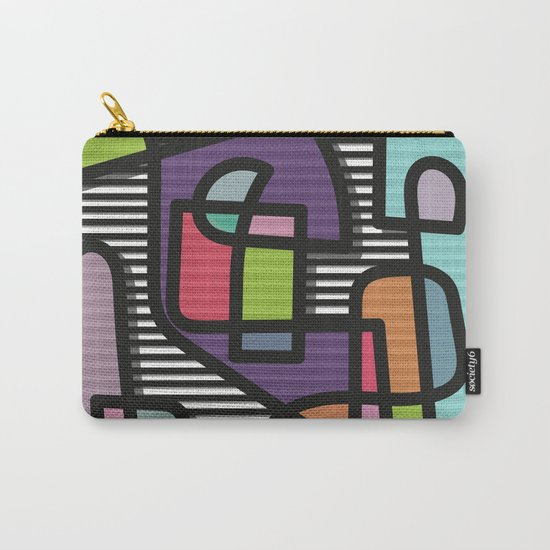 NaiveII Carry-All Pouch