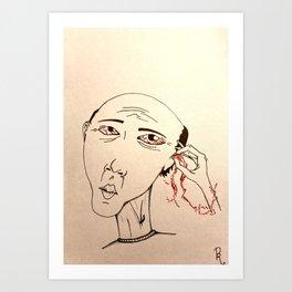 Endless Cycle Art Print
