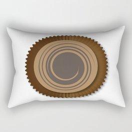 Chocolate Box Swirl Rectangular Pillow