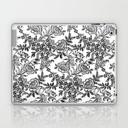 Full Moon Tea Reversed Laptop & iPad Skin