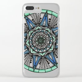 Starstruck Orb Clear iPhone Case