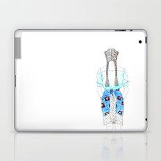 Maya girl Laptop & iPad Skin