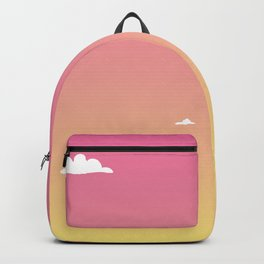 Sunset Sky Backpack