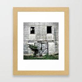 barnabandon  Framed Art Print
