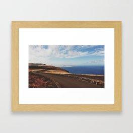 Lanzarote Framed Art Print