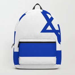 Flag of Israel Backpack